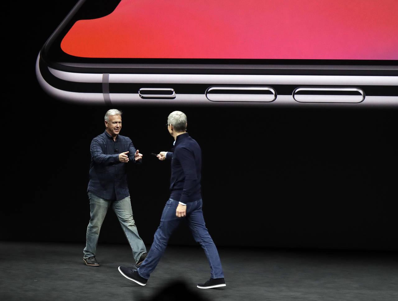 Apple presenta su iPhone de mil dólares