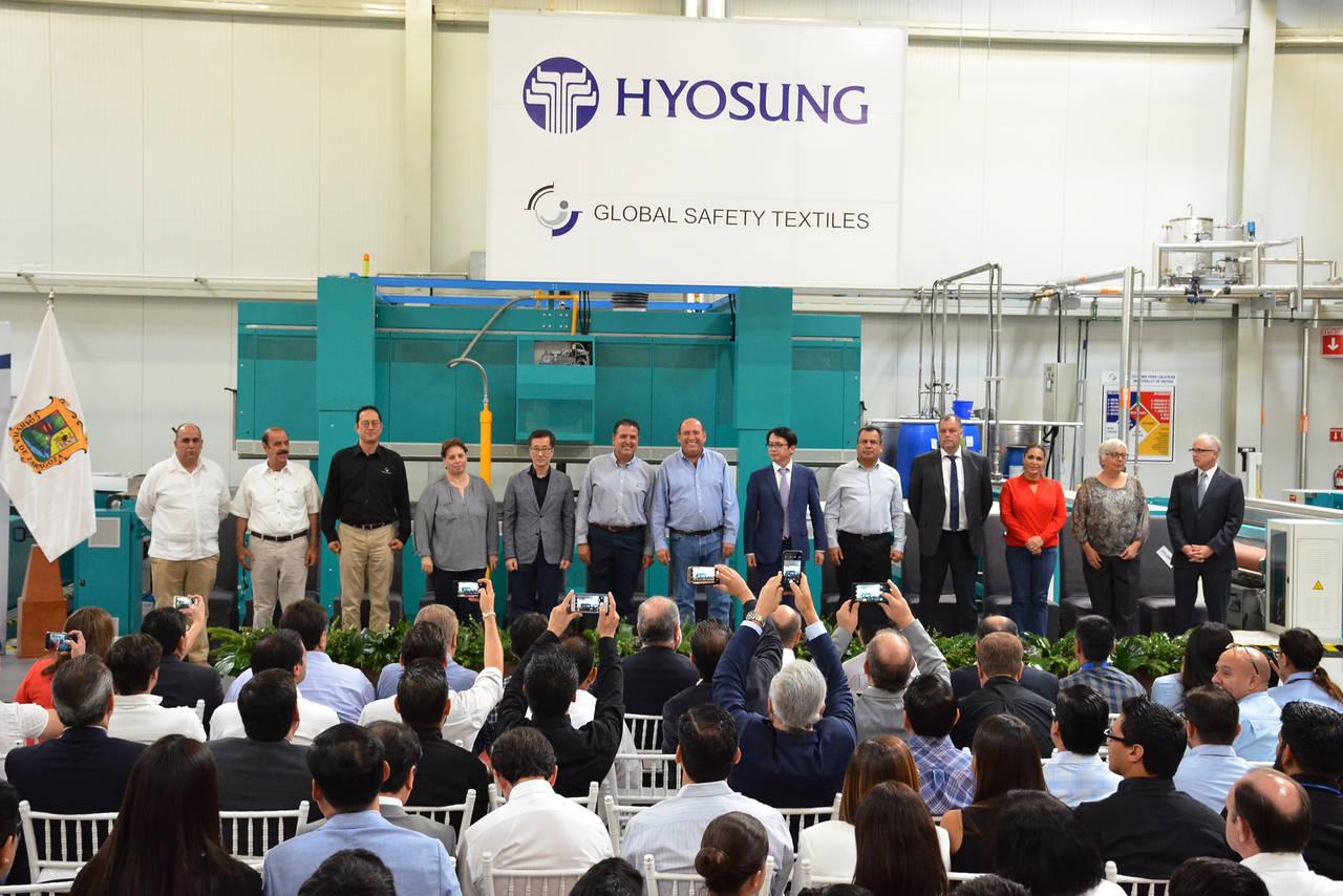 Abre Global Safety Textiles en Torreón