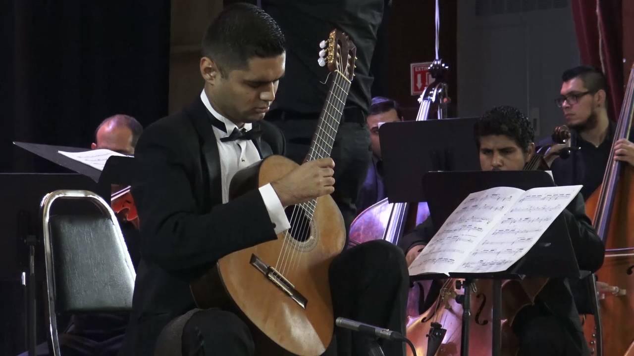 Tres laguneros darán concierto de guitarra