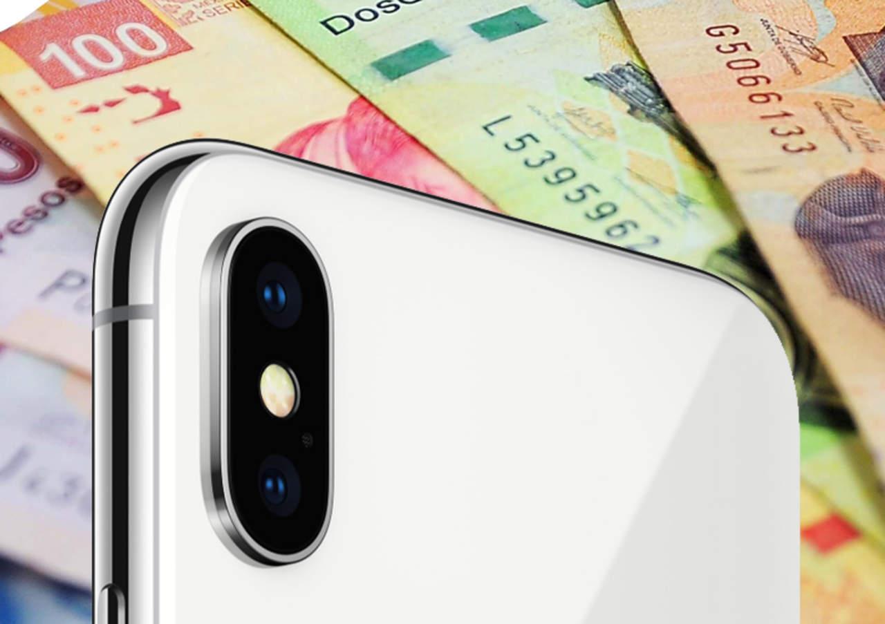 ¿Qué completarías con un iPhone X?
