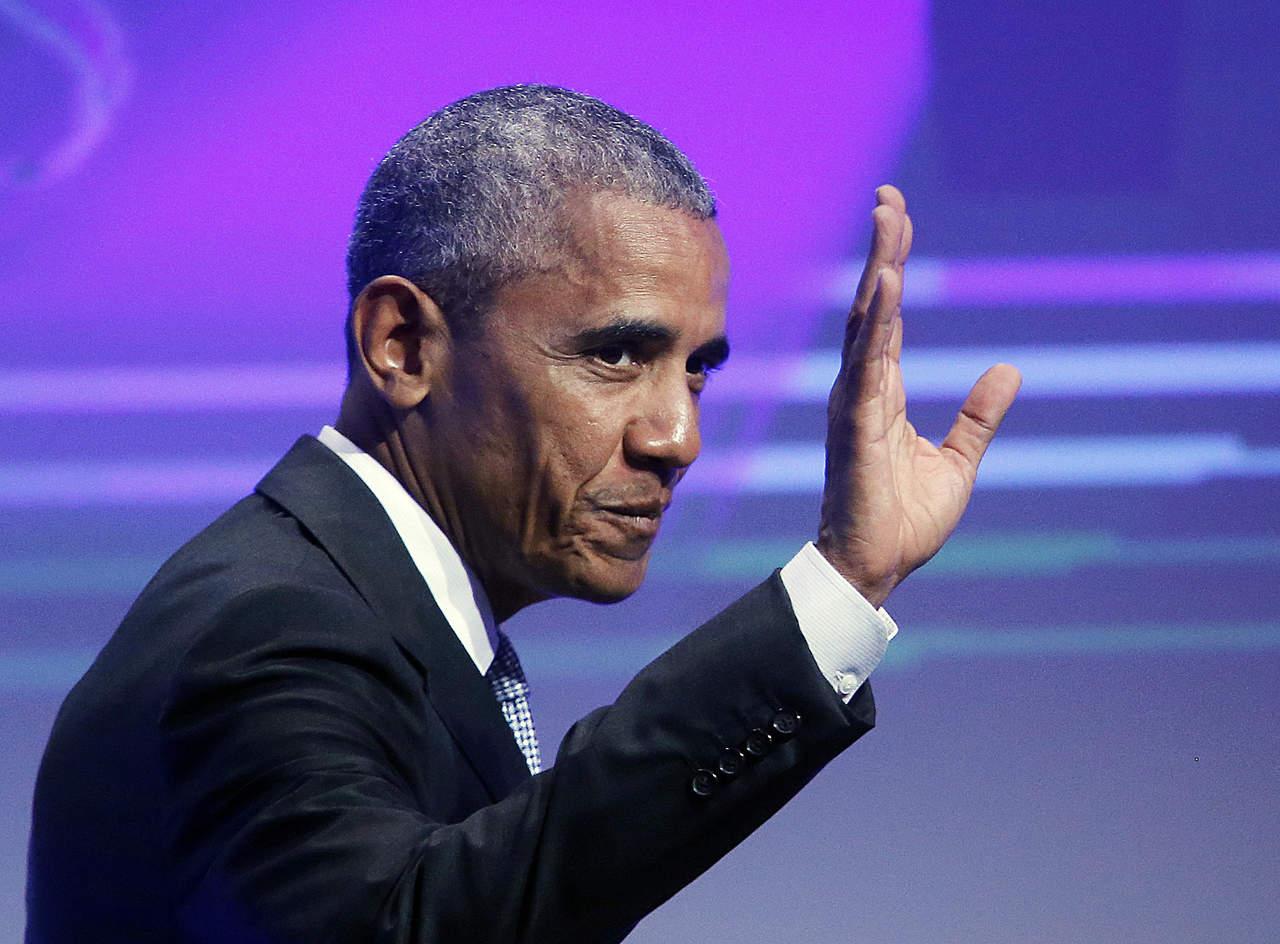 Anuncia Obama primera cumbre de su fundación