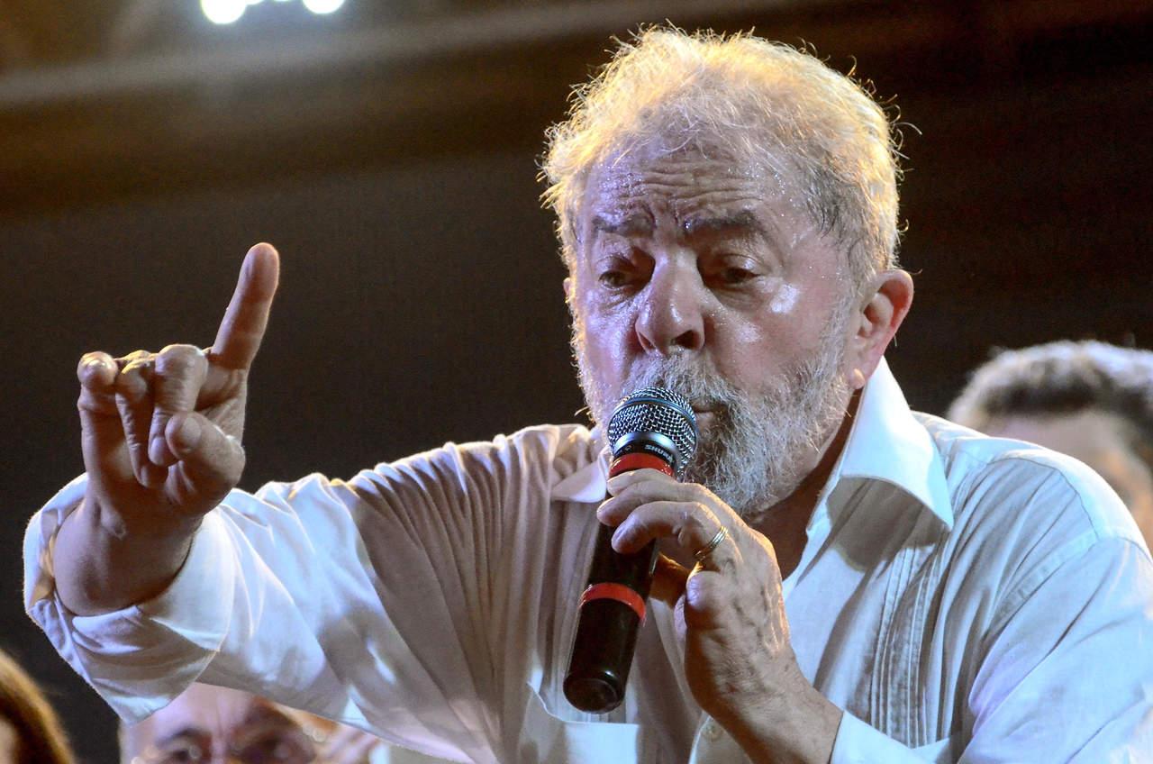 Lula comienza a declarar ante juez en caso de corrupción