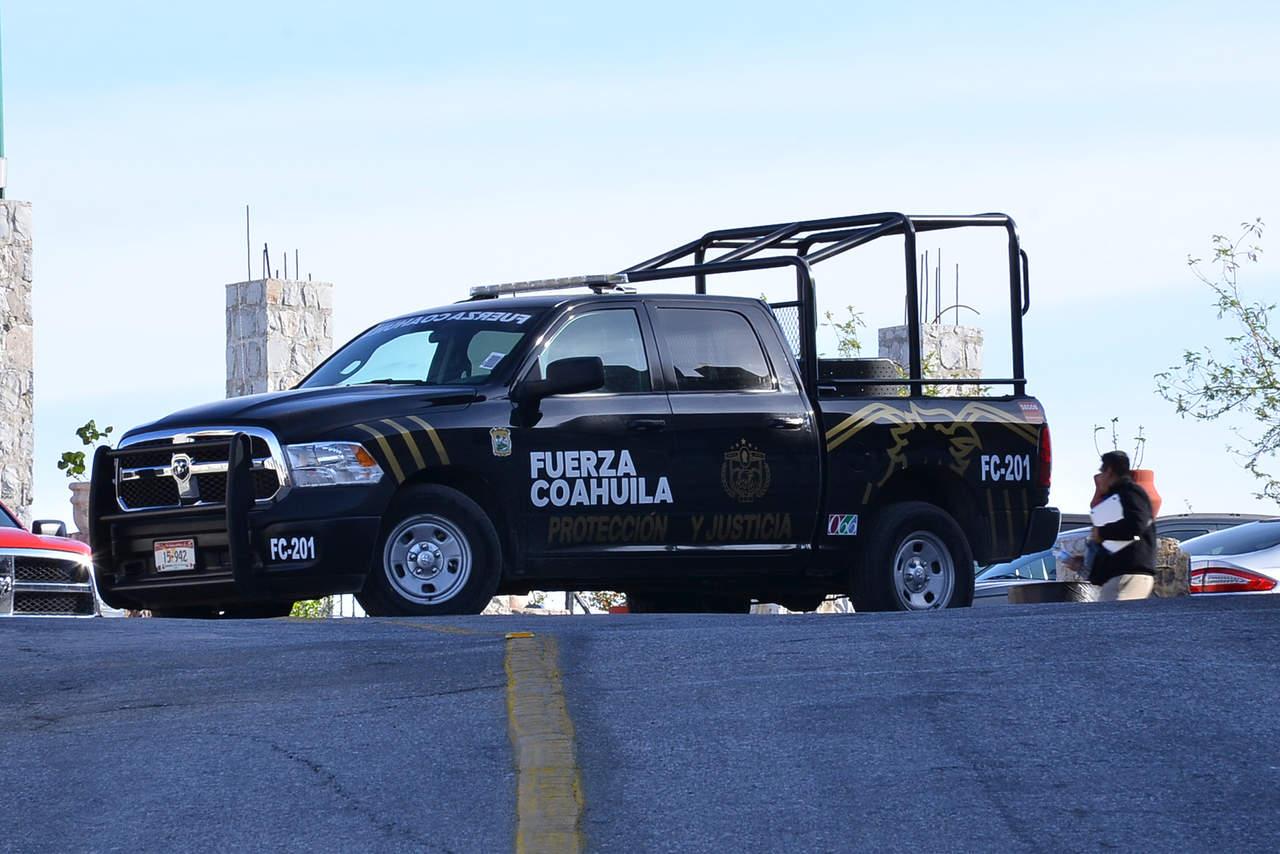 Elementos de Fuerza Coahuila rescatan a mujer secuestrada