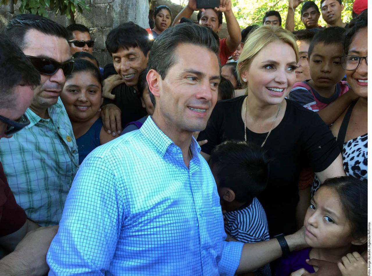 Que ojalá cumpla, le dicen a Peña Nieto