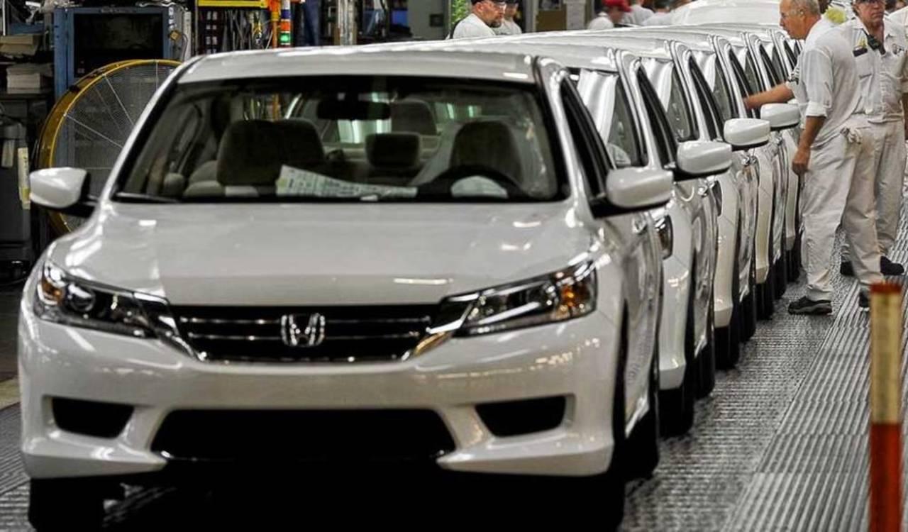 Honda mantiene producción