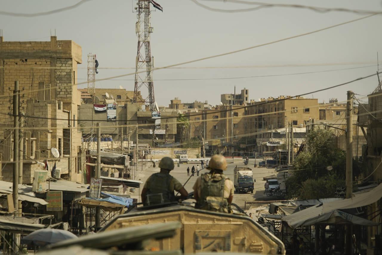 Suben de intensidad los enfrentamientos en Siria