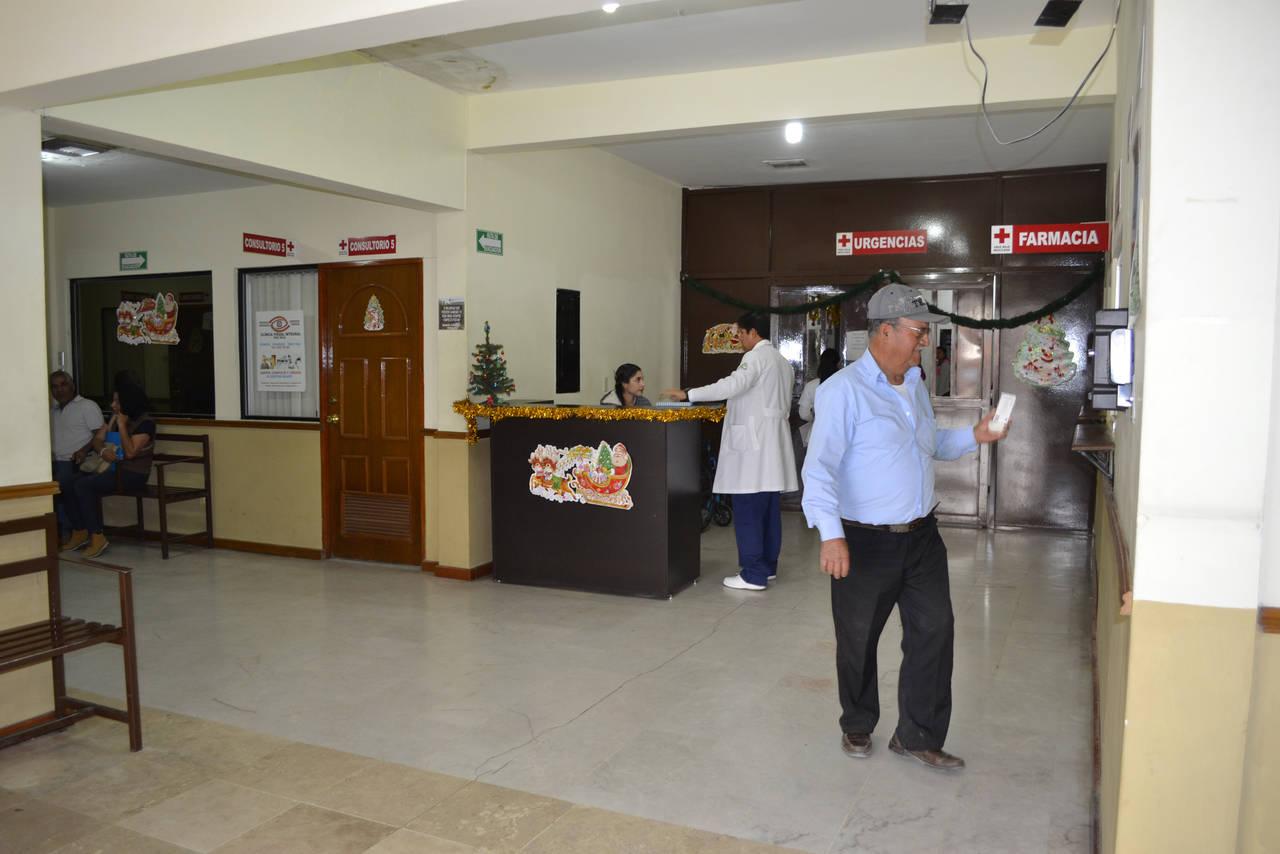 Cruz Roja de Gómez enfrenta una crisis