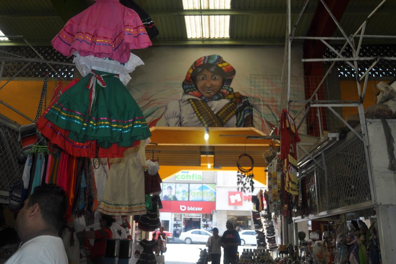 El Mercado Juárez también cumplió 110 años