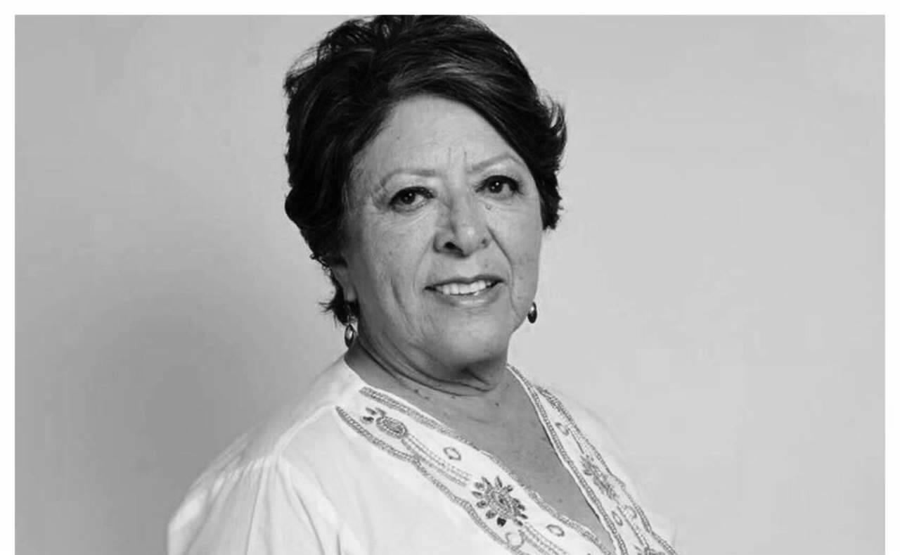 Fallece Norma Munguía