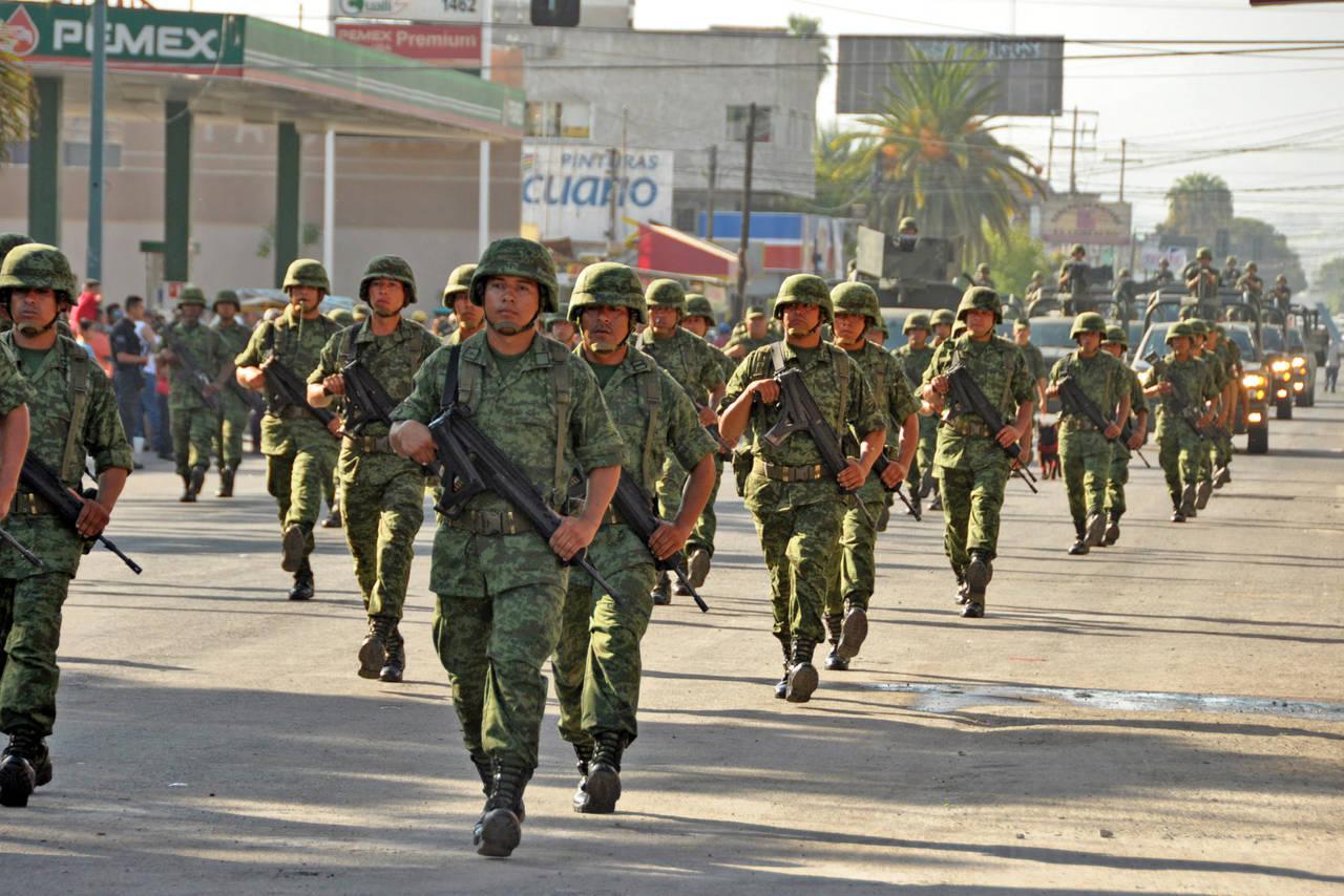 Realizarán desfile de Independencia