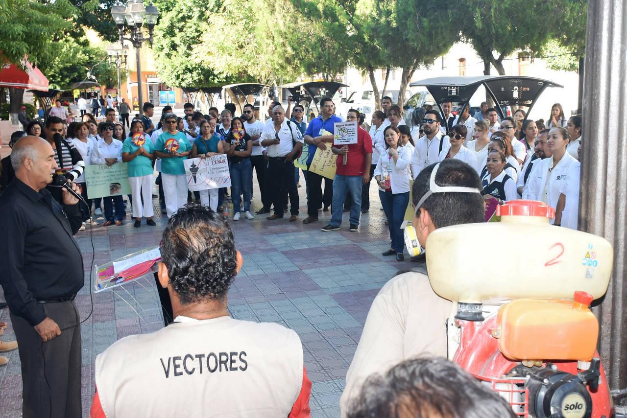 Implementarán acciones para prevenir dengue
