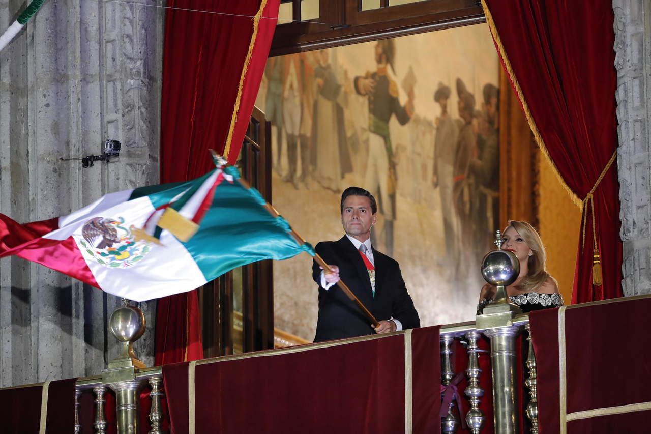 Exalta Peña apoyo a damnificados en Grito