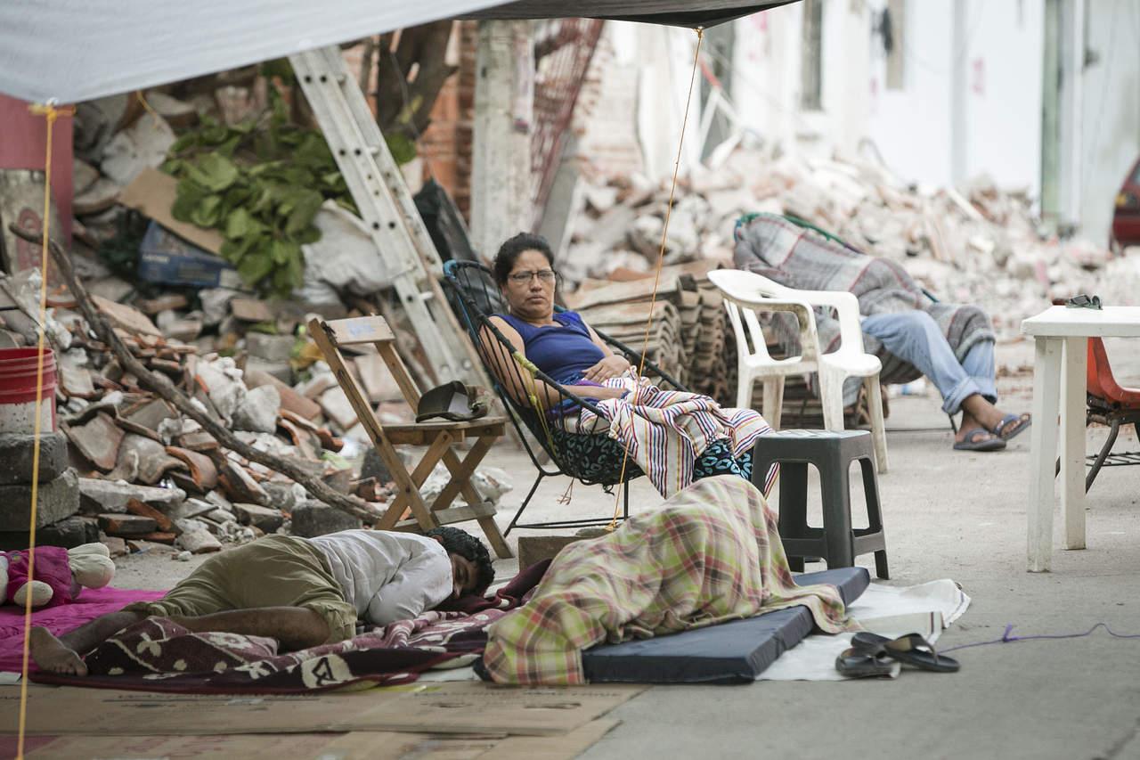 Censo de viviendas afectadas en Juchitán llega a etapa final