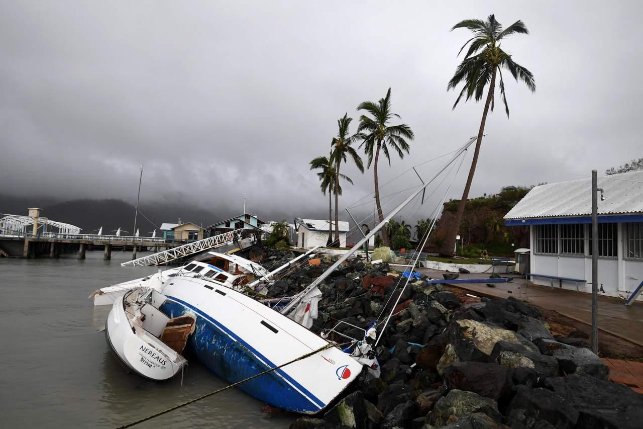 Intensidad de los ciclones tropicales aumentará