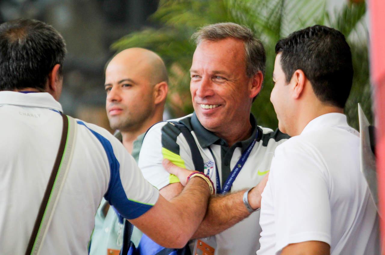 Muere el padre de Andrés Fassi, vicepresidente del Pachuca