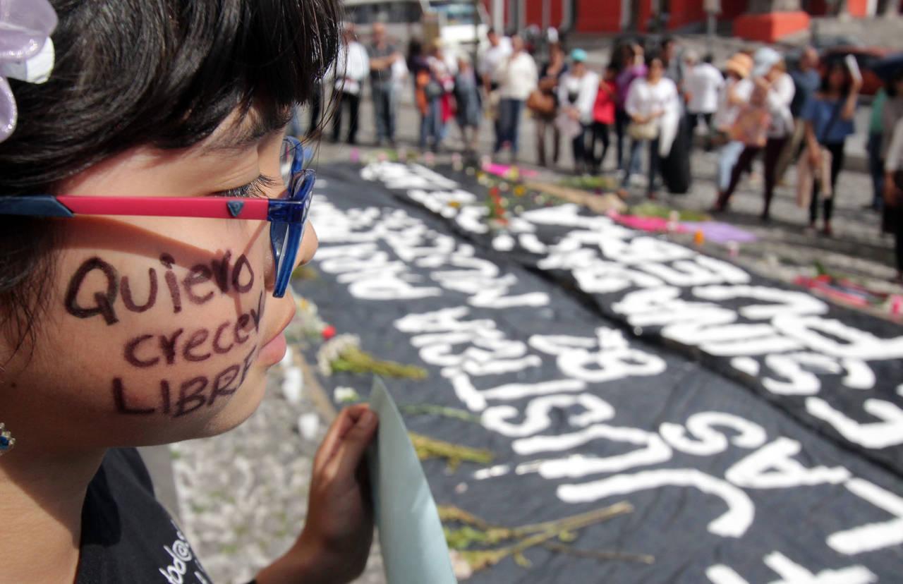 Condenan inacción ante feminicidios