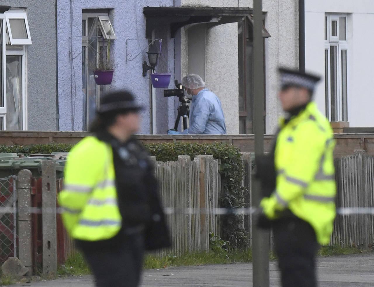 Policía detiene a un implicado con ataque