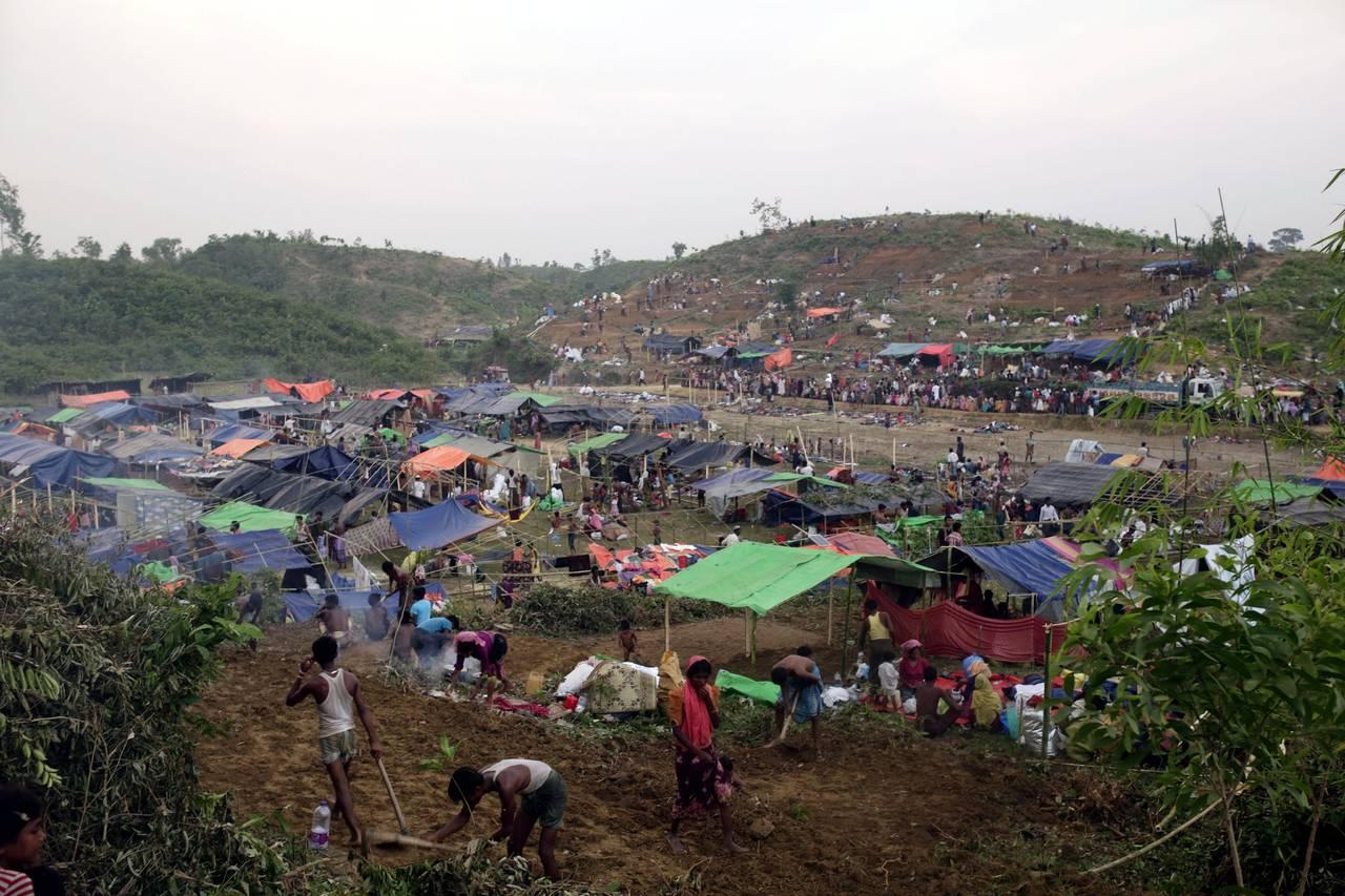 Dejan Myanmar, pero su suerte no cambia