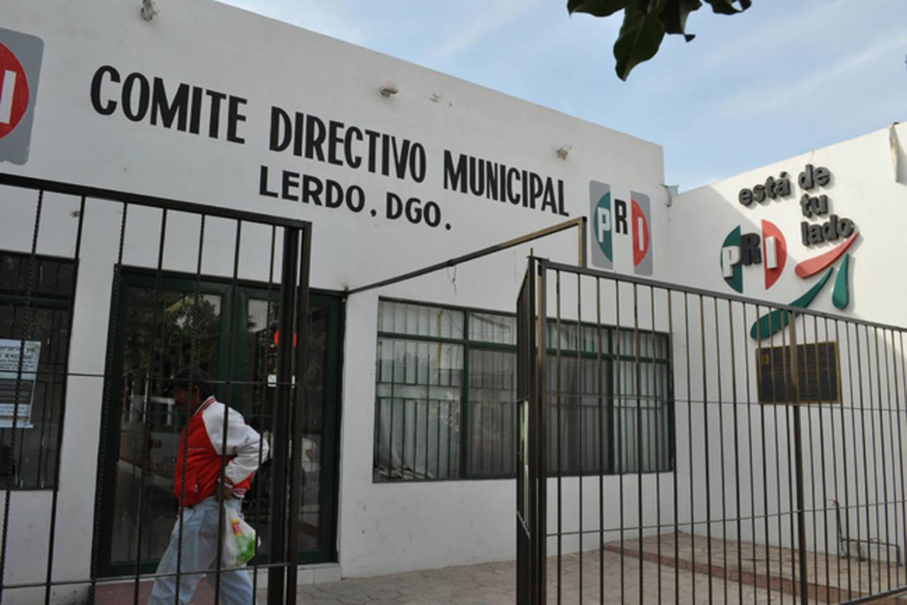 PRI instala un centro de acopio en Ciudad Lerdo