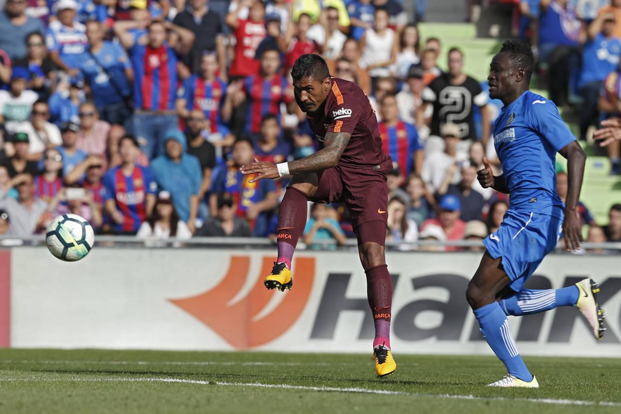 Barça viene de atrás y sigue con paso perfecto