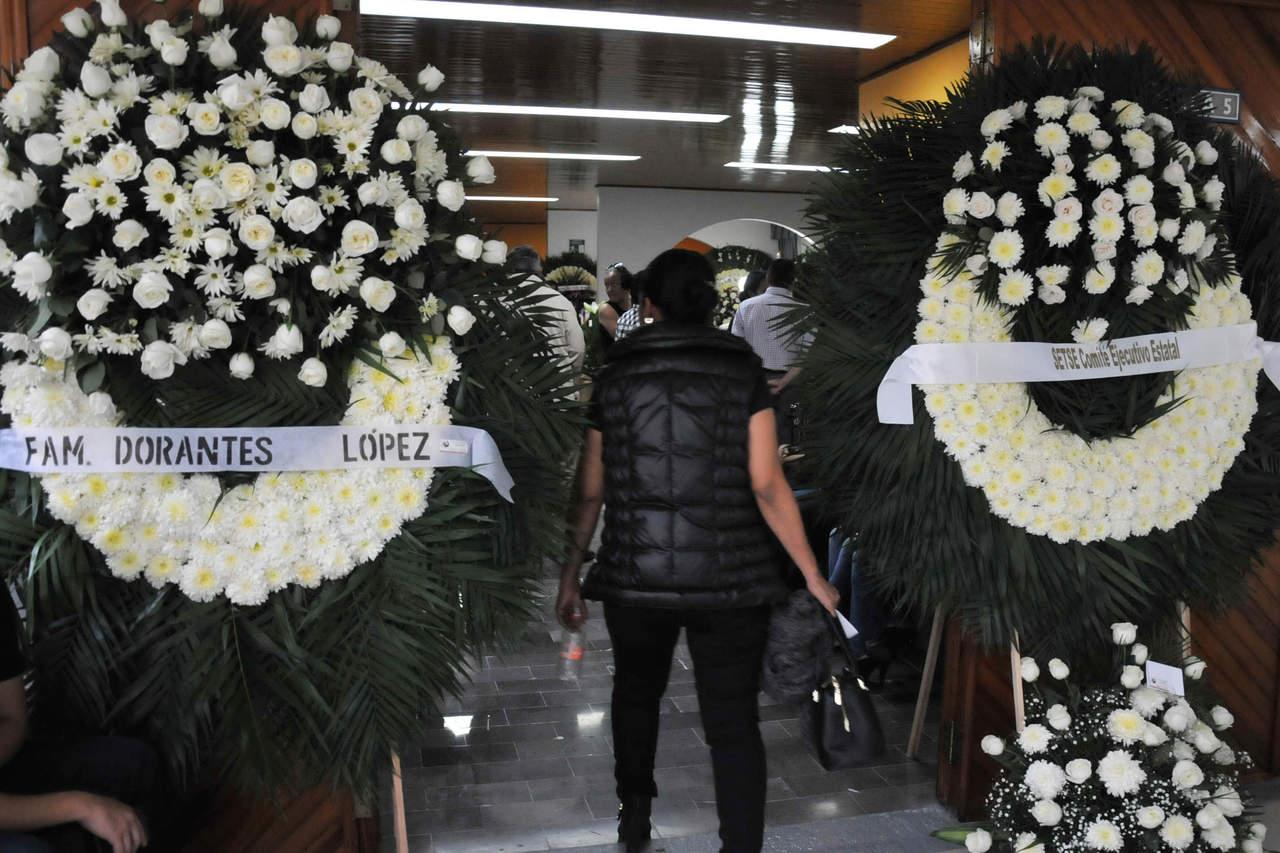 Despiden a Mara Fernanda en Xalapa