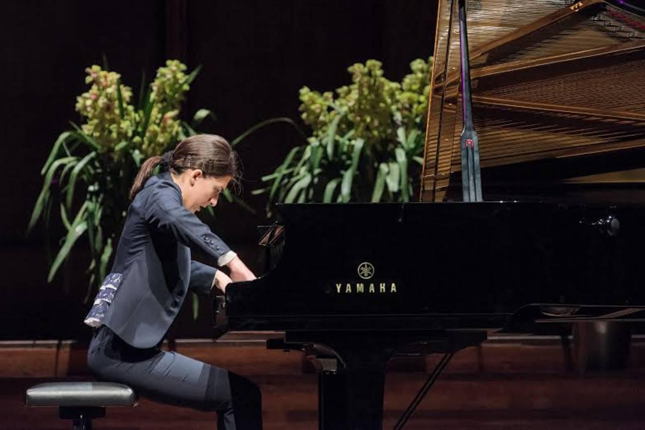 Una gran pianista al festival del TIM