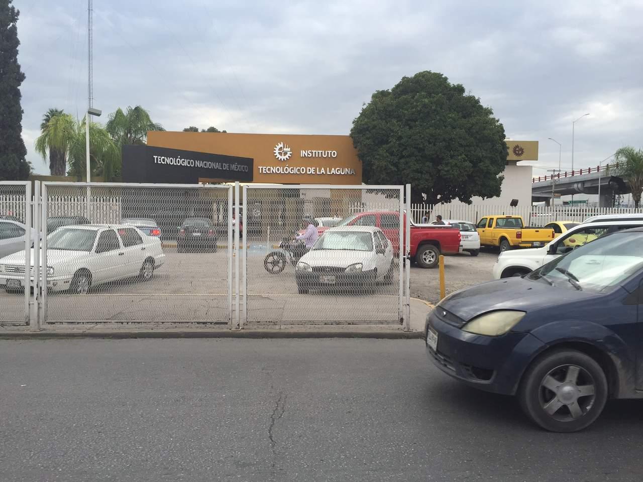 Fallece maestro en estacionamiento del Tecnológico de la Laguna