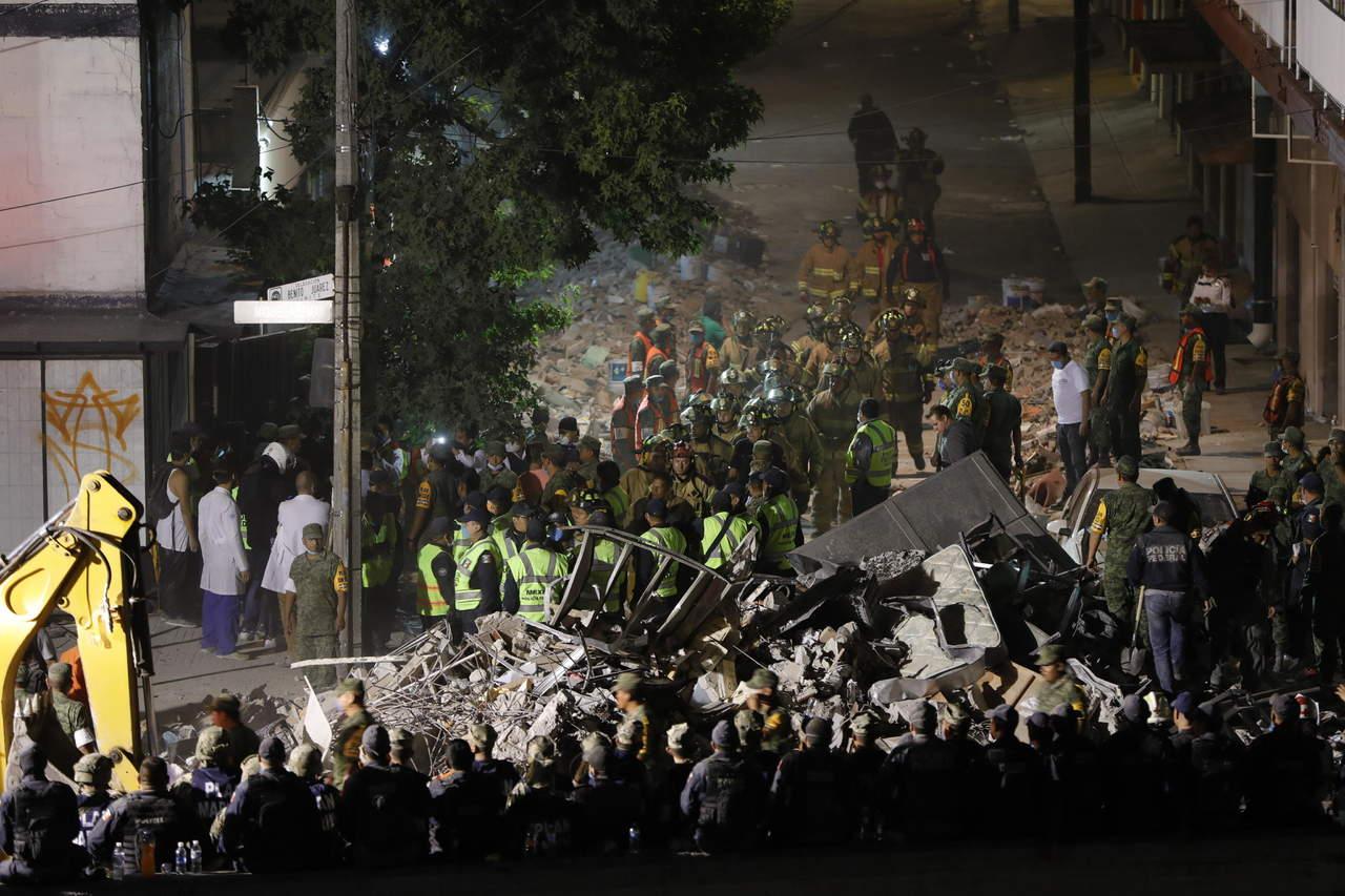 Sube a 226 cifra de muertos por sismo