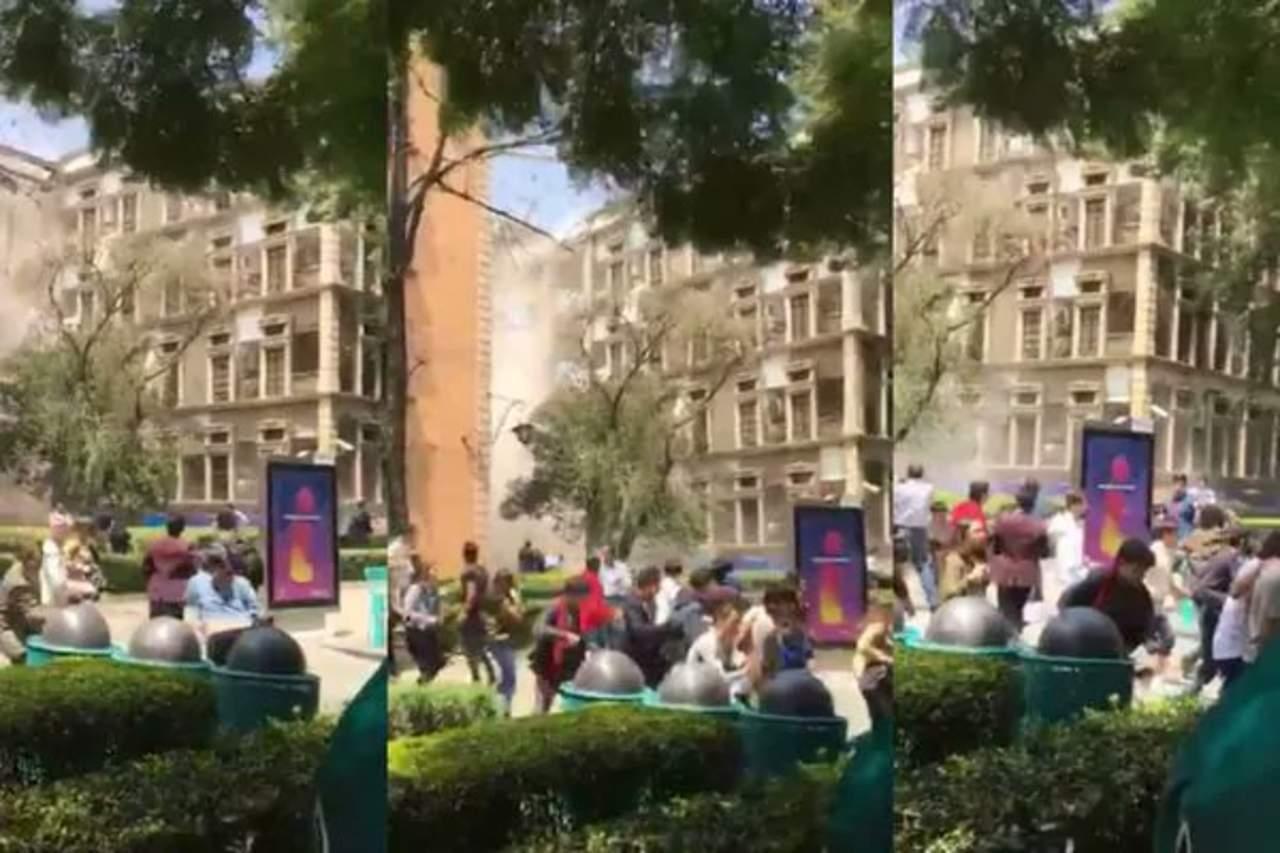Confirma Tec de Monterrey 5 muertos en campus CDMX