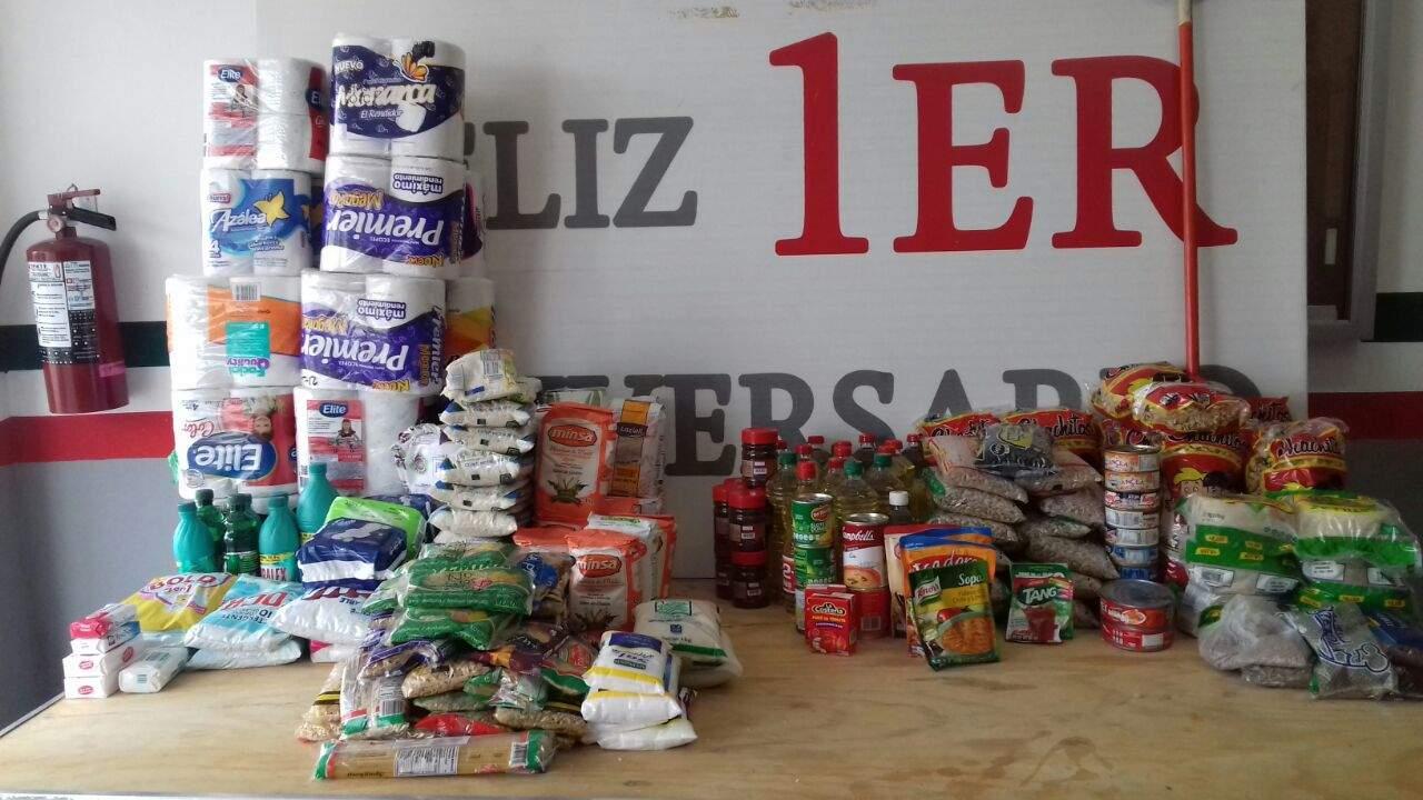 Se solidarizan en Torreón por sismo