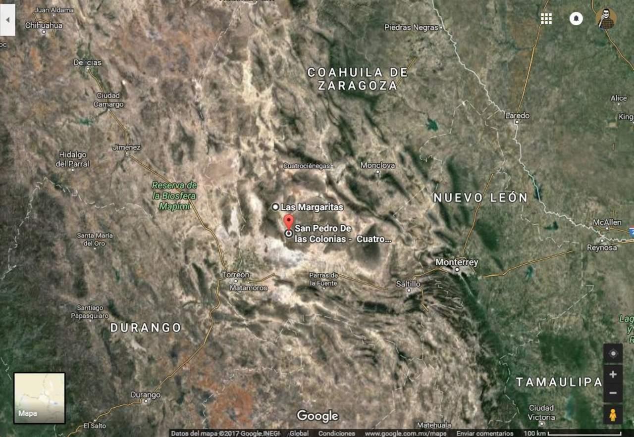 Confirman sismo en San Pedro, Coahuila; no se reportan daños