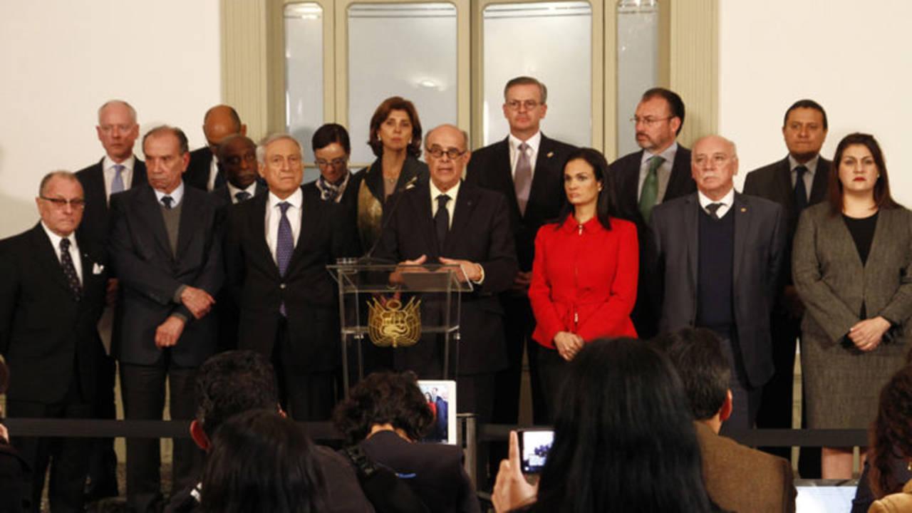 Grupo Lima no da solución a Venezuela