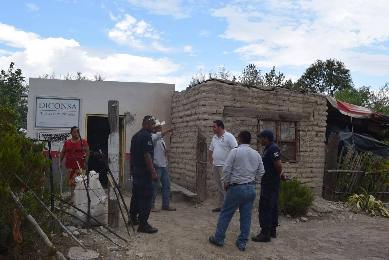 Evalúan ejidos de San Pedro tras reporte de sismo