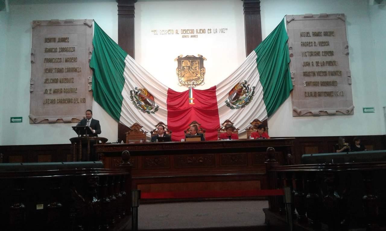 Congreso de Coahuila va por reestructura de la deuda
