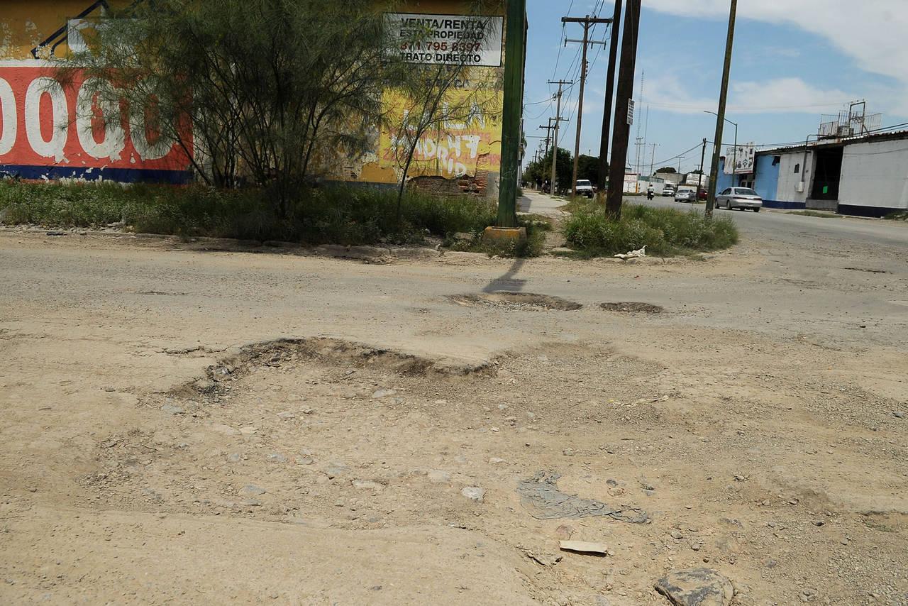 Pavimento, el peor calificado en Torreón