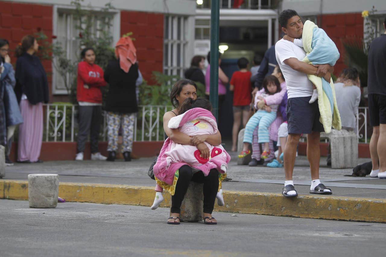 Mueren dos personas por infarto tras sismo en CDMX