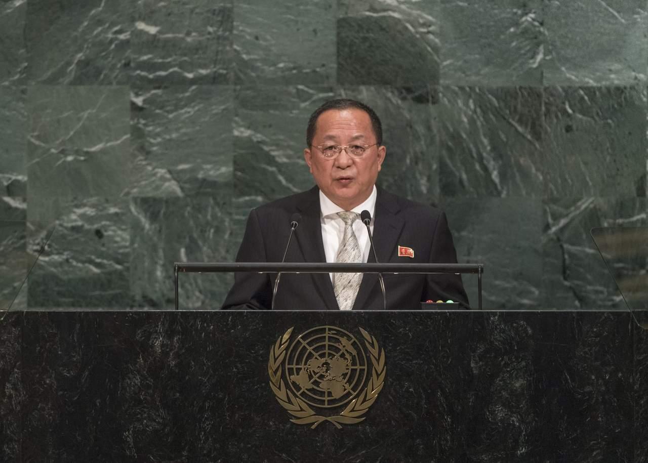 Inevitable, ataque a EU: Norcorea