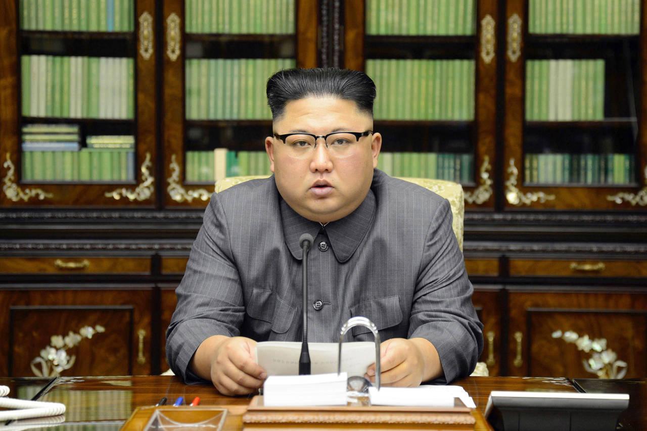 Pyongyang lanza condena a mandatario de EU