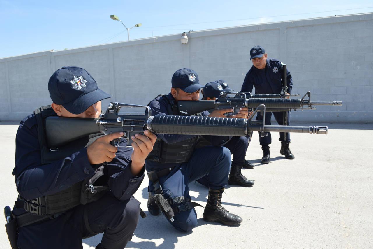Certificada, Academia de Policía en Torreón