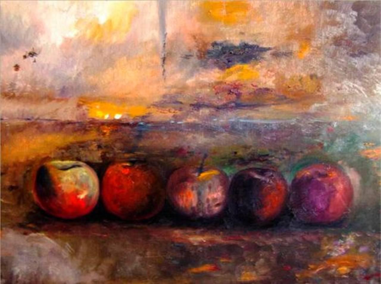Los colores de las manzanas
