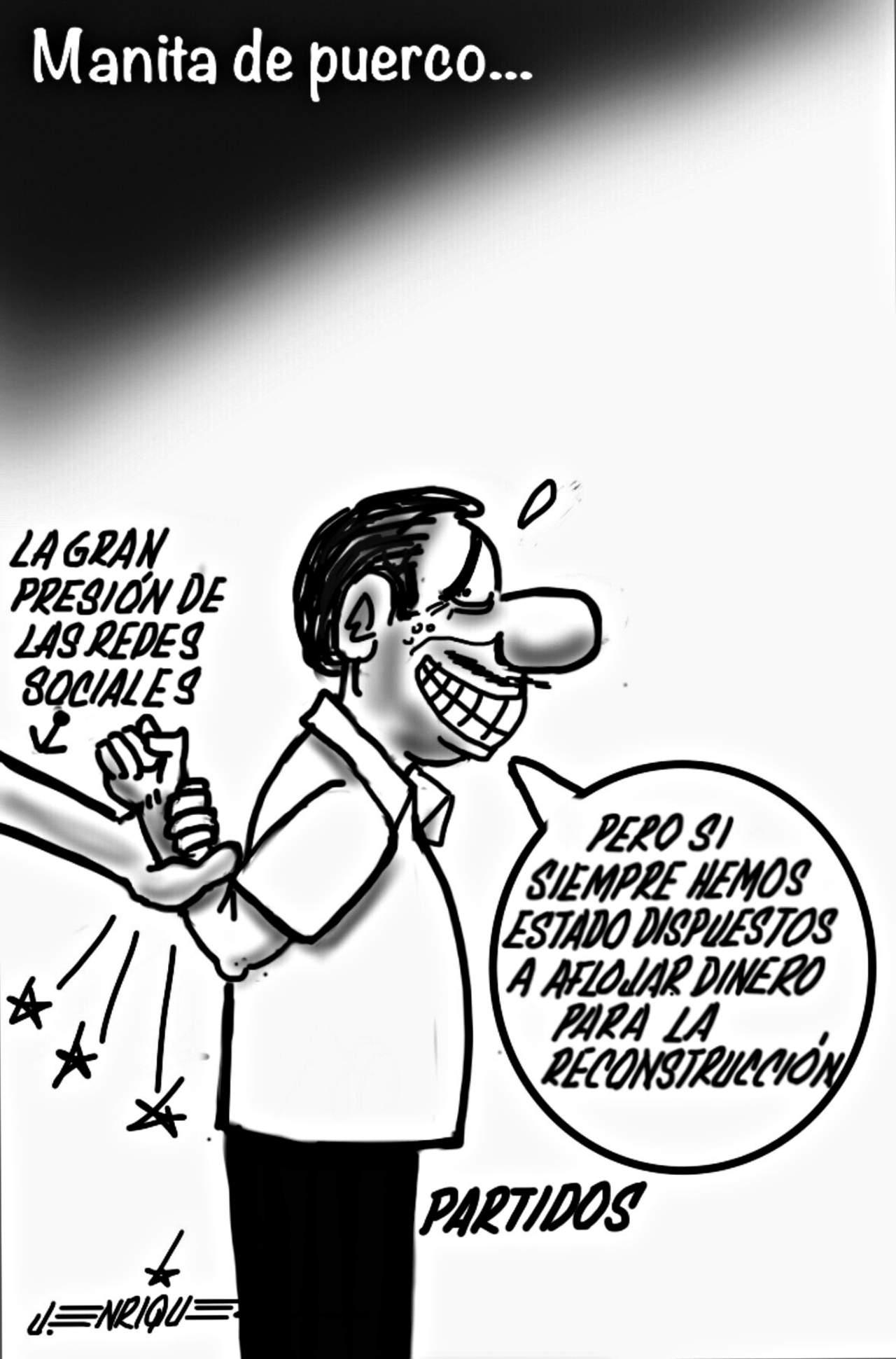 Cartón de Enriquez