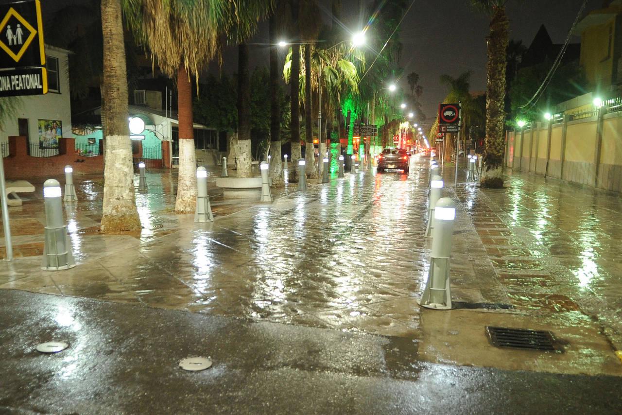 Pronostican lluvias para el resto de la semana