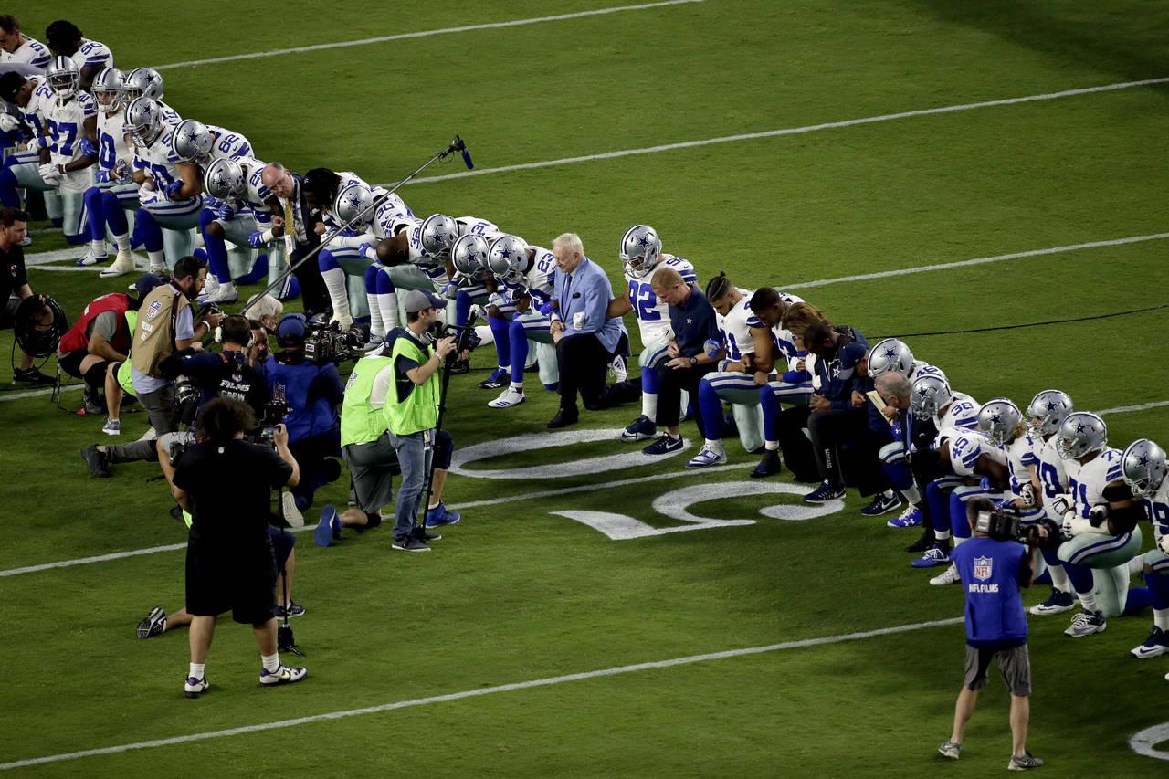 NFL, en pie de guerra: