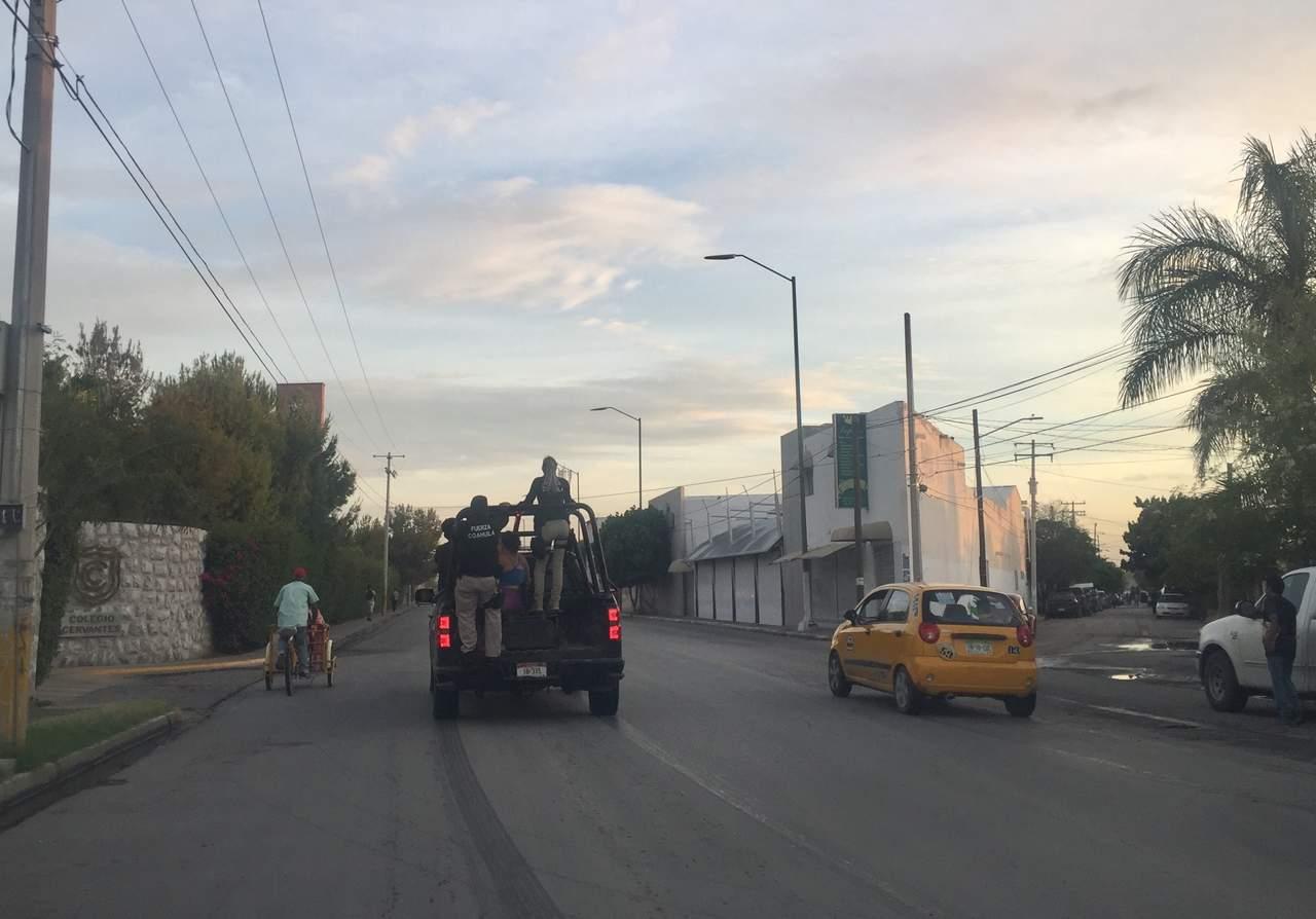 Evacuan dos colonias de Torreón por fuga de amoniaco