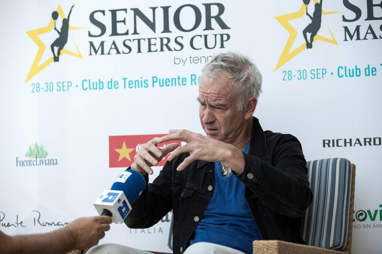 Copa Davis debe cambiar, asegura John McEnroe