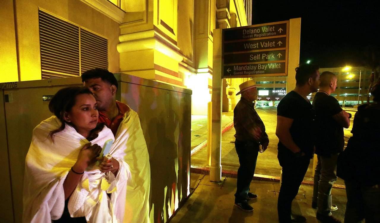 México condena ataque en Las Vegas y abre línea de emergencia