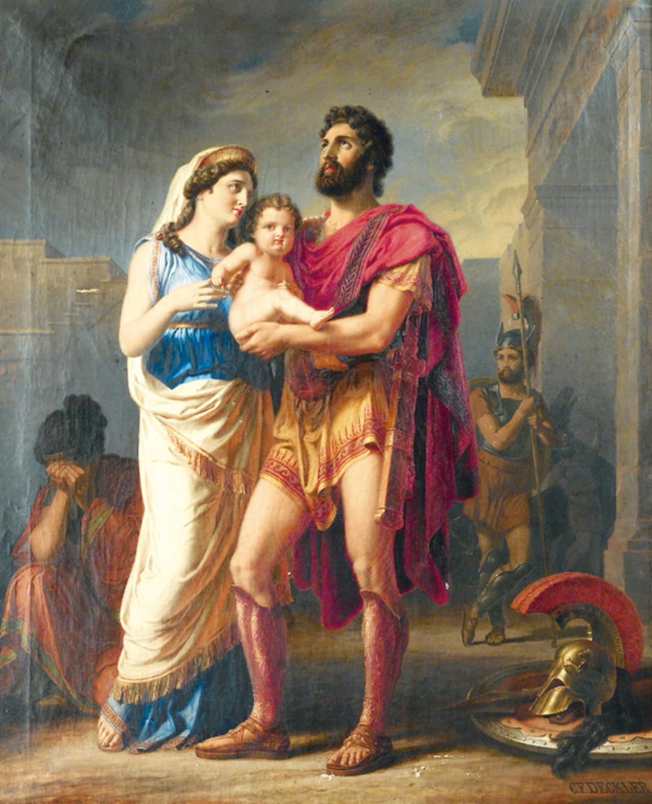 Los griegos imperfectos de Racine