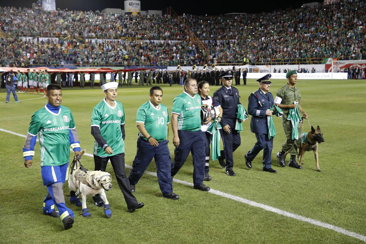 Frida roba cámaras en el estadio Alfonso Lastras