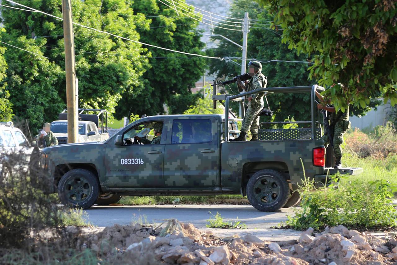 Detienen a cuatro por balacera en Torreón