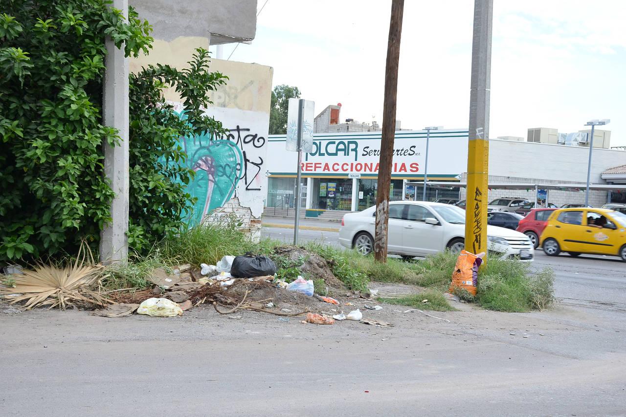 Afecta tiradero de basura